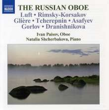 Ivan Paisov - The Russian Oboe, CD