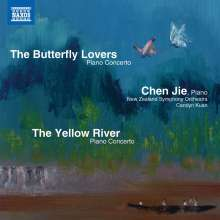 Chen Jie - The Butterfly Lovers/The Yellow River, CD