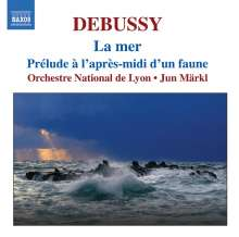 Claude Debussy (1862-1918): Orchesterwerke Vol.1, CD