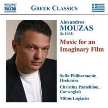 Alexandros Mouzas (geb. 1962): Music fo an Imaginary Film, CD