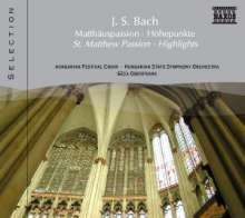 Naxos Selection: Bach - Matthäus-Passion (Ausz.), CD