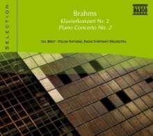 Naxos Selection: Brahms - Klavierkonzert Nr.2, CD