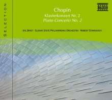 Naxos Selection: Chopin - Klavierkonzert Nr.2, CD