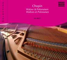 Naxos Selection: Chopin - Walzer & Polonaisen, CD