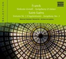 Naxos Selection: Franck - Symphonie in d-moll, CD