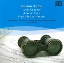 Naxos Selection: Nessun Dorma - Arien für Tenor, CD