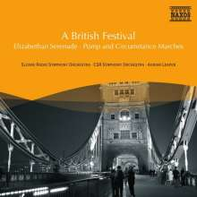 Naxos Selection: A British Festival, CD