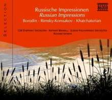 Naxos Selection: Russische Impressionen, CD