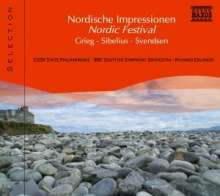 Naxos Selection: Nordische Impressionen, CD