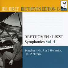 Idil Biret - Beethoven Edition 13/Symphonien Vol.4, CD