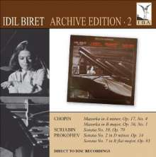 Idil Biret - Archive Edition Vol.2, CD
