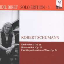 Idil Biret - Solo Edition Vol.5/Robert Schumann, CD