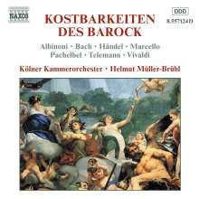 The Best of Baroque Music, CD