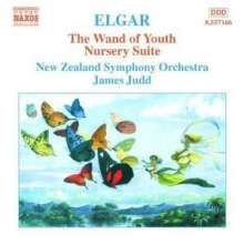 Edward Elgar (1857-1934): The Wand of Youth-Suiten Nr.1 & 2, CD