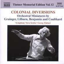 Georg Tintner Memorial Edition Vol.12, CD
