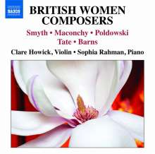 British Women Composers, CD