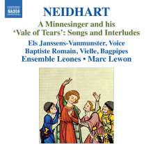 Neidhart von Reuenthal (1180-1240): A Minnesinger and his