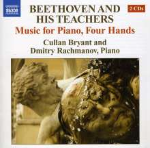 Cullan Bryant & Dmitry Rachmanov - Beethoven & His Teachers, 2 CDs