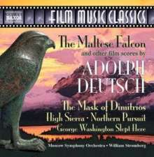 Adolph Deutsch (1897-1980): Filmmusik, CD