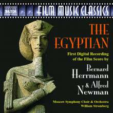 Bernard Herrmann (1911-1975): The Egyptian (Filmmusik), CD