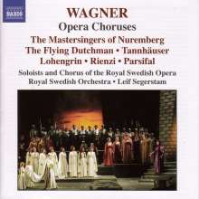 Richard Wagner (1813-1883): Opernchöre, CD