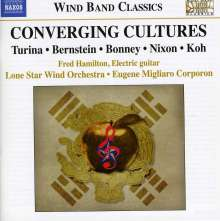 Lone Star Wind Orchestra - Converging Cultures, CD