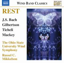 Ohio State University Wind Symphony - Rest, CD