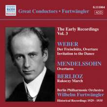 Furtwängler - The Early Recordings Vol.3, CD