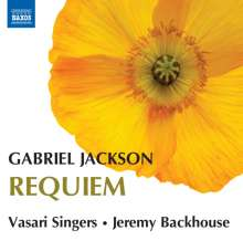 Gabriel Jackson (geb. 1962): Requiem, CD
