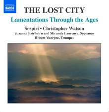 Sospiri - The Lost City (Lamentations Through the Ages), CD