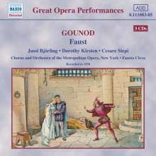 Charles Gounod (1818-1893): Faust (