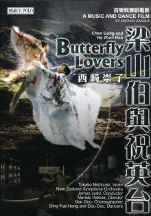 Gang Chen (geb. 1935): Butterfly Lovers, DVD