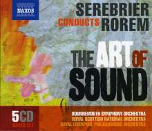 Ned Rorem (geb. 1923): Serebrier conducts Rorem