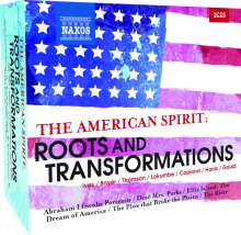 The American Spirit: Roots and Transformations, 5 CDs