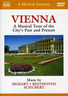 A Musical Journey - Vienna, DVD