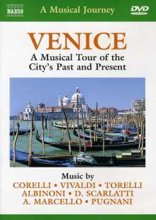 A Musical Journey - Venice, DVD