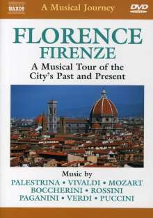 A Musical Journey - Florenz, DVD
