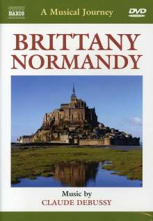 A Musical Journey - Brittany & Normandy, DVD