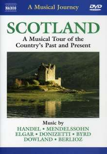 A Musical Journey - Schottland, DVD