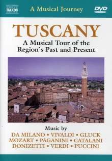 A Musical Journey - Tuscany, DVD