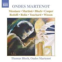 Thomas Bloch,Ondes Martenot, CD