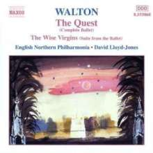 William Walton (1902-1983): The Quest (Ballettmusik), CD