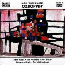 Mike Nock: Ozboppin', CD