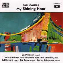 Gail Wynters: My Shining Hour, CD