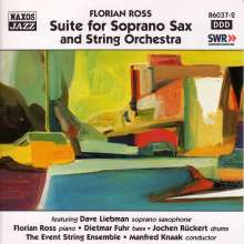 Florian Ross: Suite For Soprano Sax & String Orchestra, CD