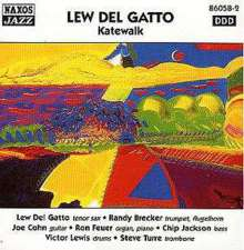 Lew Del Gatto: Katewalk, CD