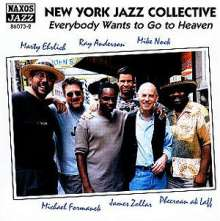 New York Jazz Collective: Everybody Wants To Go To Heaven, CD