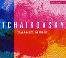 Tchaikovsky (Box): Ballet Music (Box), CD