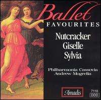 Tchaikovsky / Mogrelia: Ballet Favorites, CD