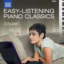 Easy Listening Piano Classics - Schumannn (Naxos-Sampler), 3 CDs